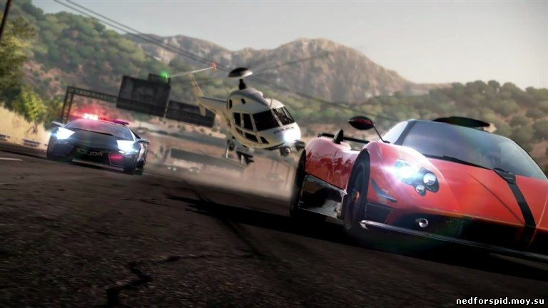 Need for Speed Carbon скачать торрент бесплатно